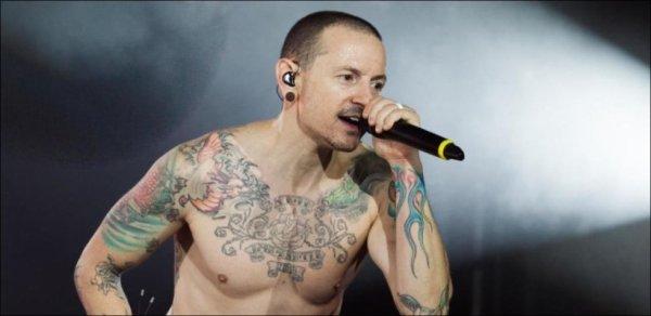 Chester Bennington, le chanteur de Linkin Park, est mort