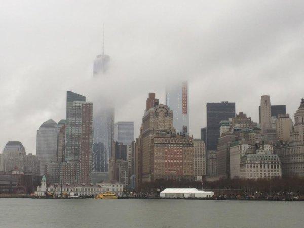 Quand j'étais à New-York