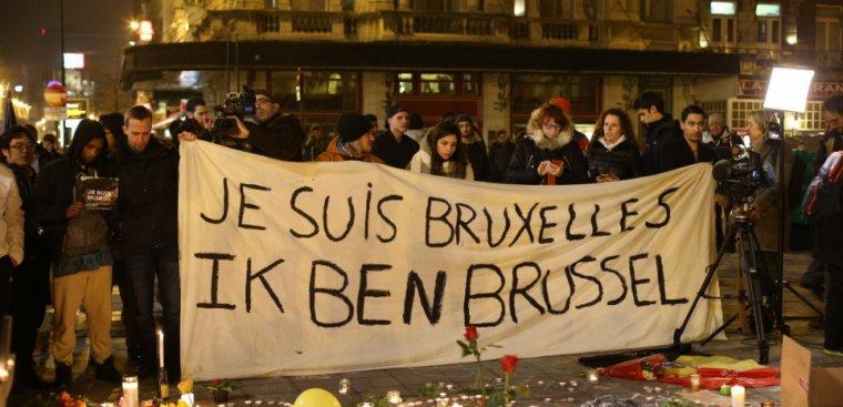 Attentats ;( on est avec vous BELGIQUE/FRANCE