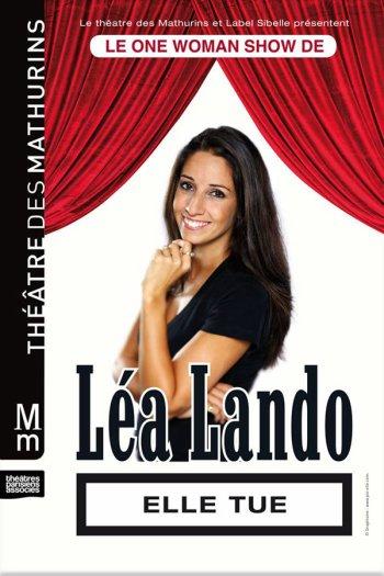 Nouvelle interview de Léa Lando pour notre blog !