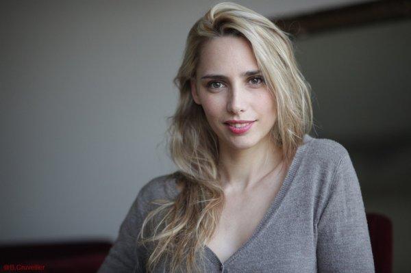 Interview de la réalisatrice et actrice Audrey Pouffer !