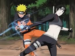 Saï et Naruto