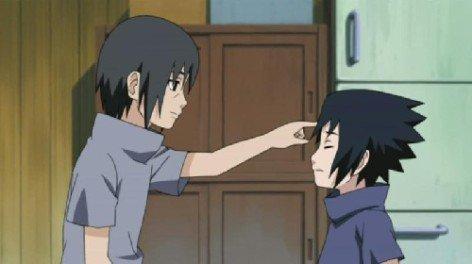 Sasuke et Itachi Jeunes