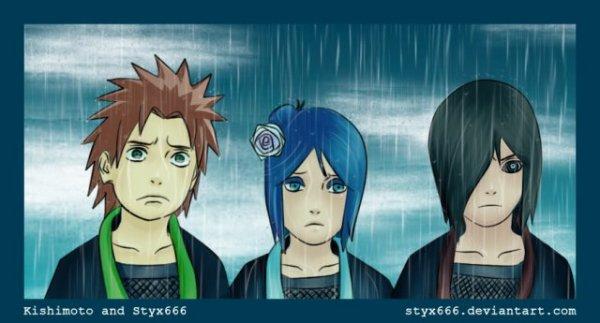 L'équipe de Jiraya