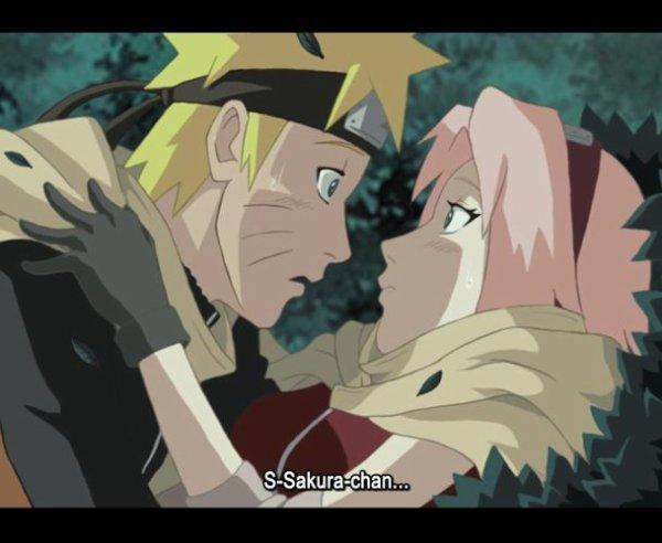 Naruto et Sakura