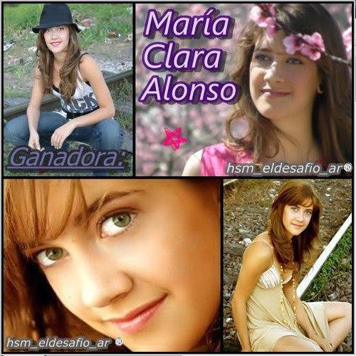 Maria Clara ( Clari ) Alonso