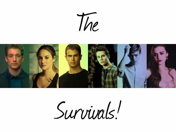 Prologue: The Survivals.
