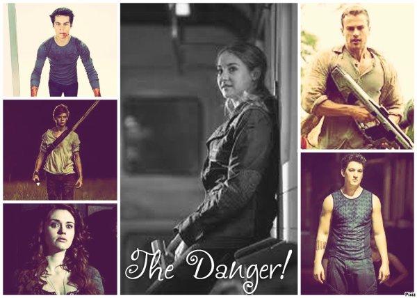 ~The Survivals -Chapitre 1: The Danger!~