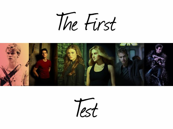 ~The Survivals -Chapitre 2: The First Test.~