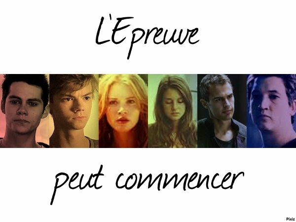 ~The Survivals -Chapitre 4: L'Epreuve Peut Commencer.~