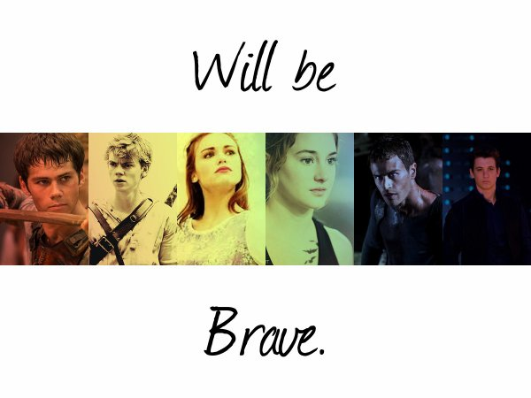 ~The Survivals -Chapitre 6: Will be Brave.~
