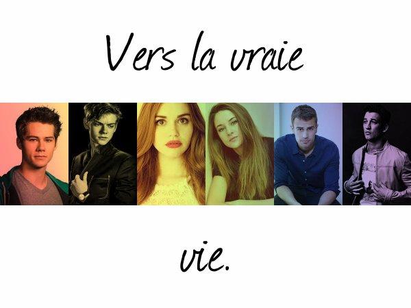~The Survivals -Chapitre 9 : Vers la vraie vie.~