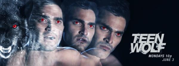 -Teen Wolf Season 3/4: Personnages Principaux.