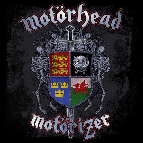 Motörizer / Rock Out (2008)