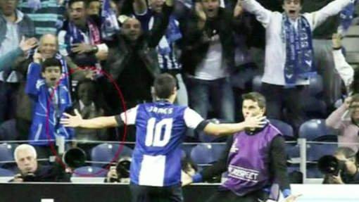 James Rodriguez et le fantôme du FC Porto