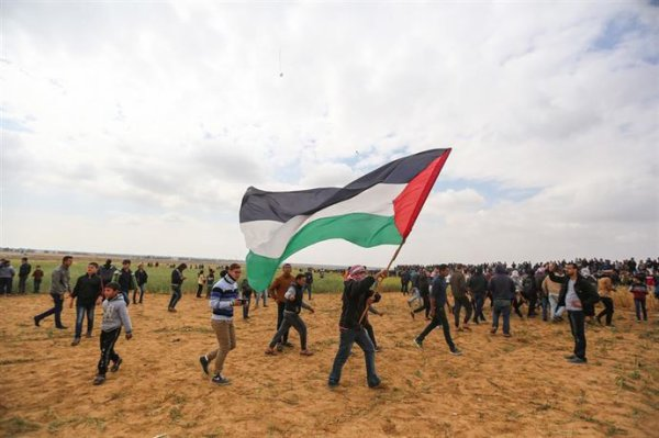'The Great Return March': Thousands of Palestinians Protest in Gaza