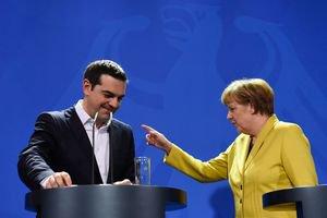 Le parlement européen et la Grèce