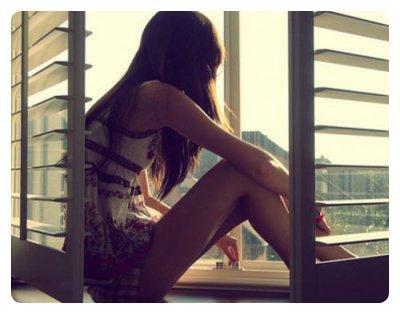 « Entre ma meilleure amie Ana et ma fidèle mia. »