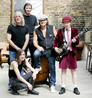 Biographie AC/DC
