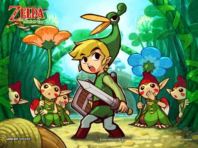 ▲ The Minish Cap ▲