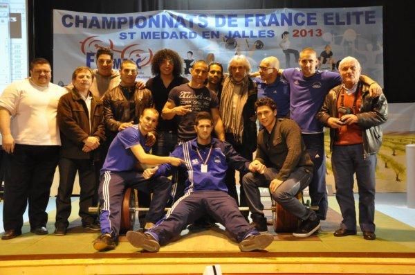 finale championnat de france