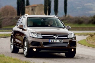 - Volkswagen Touareg II -