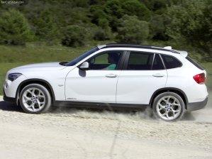 - BMW X1 -