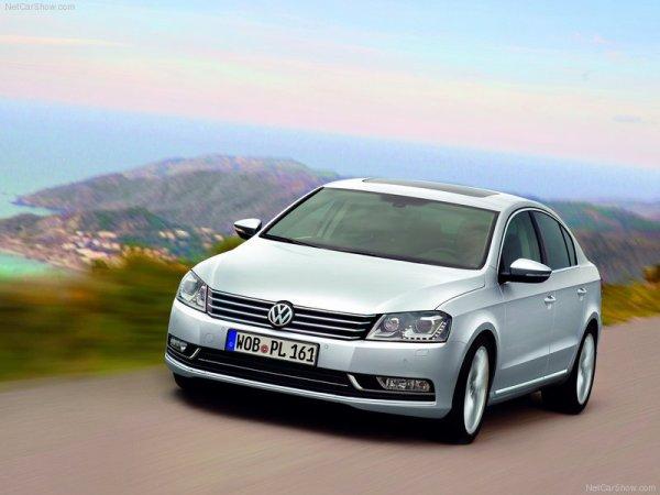 - Volkswagen passat  -