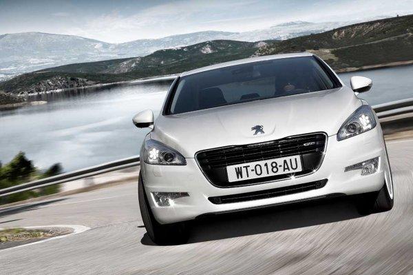 - Peugeot 508 -
