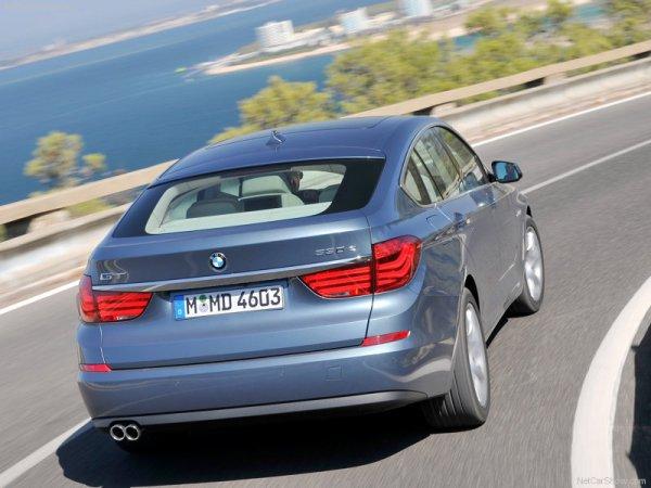 - BMW Série 5 GT -
