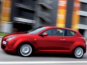 - Alfa Romeo MiTo -