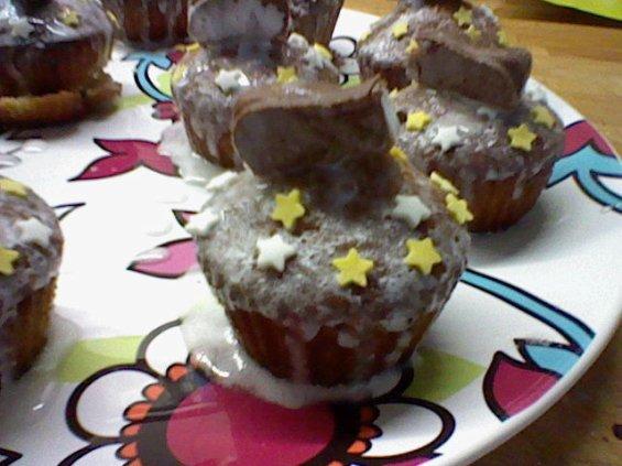 Miam ! Des cups-cakes !