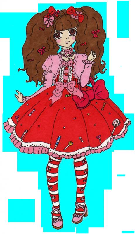 Sweet lolita !