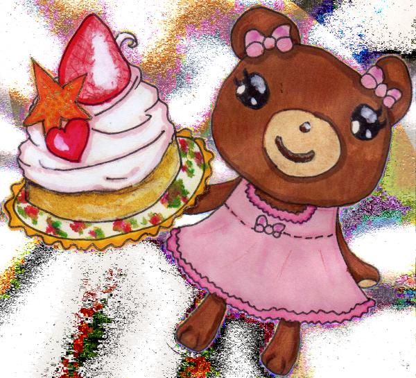 ~Café des petits ours !~