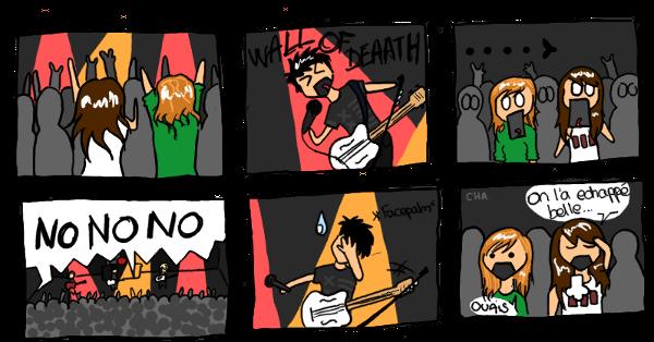 Rock en seine 2012.