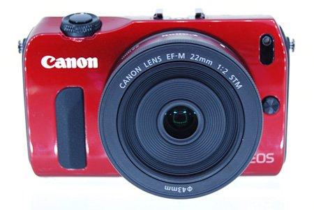 Canon EOS M Mirrorless Camera Finally Announced