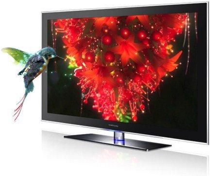 Samsung Series 7 3D LED TV