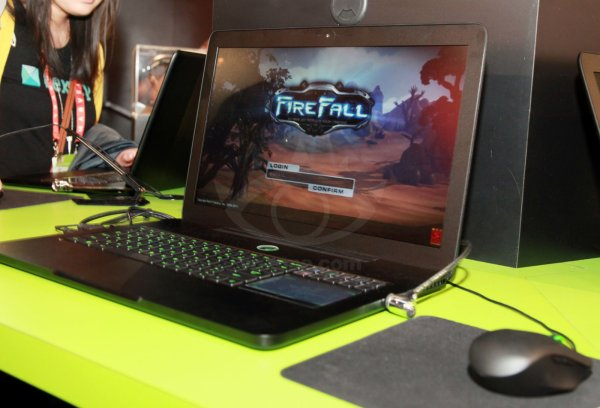 The World's First True Gaming Laptop