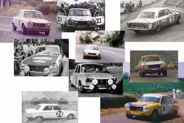 PEUGEOT 304 Rallye