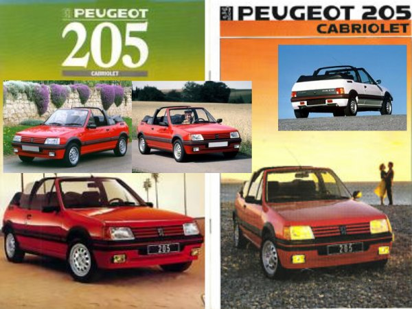 PEUGEOT 205 CTI 1.6