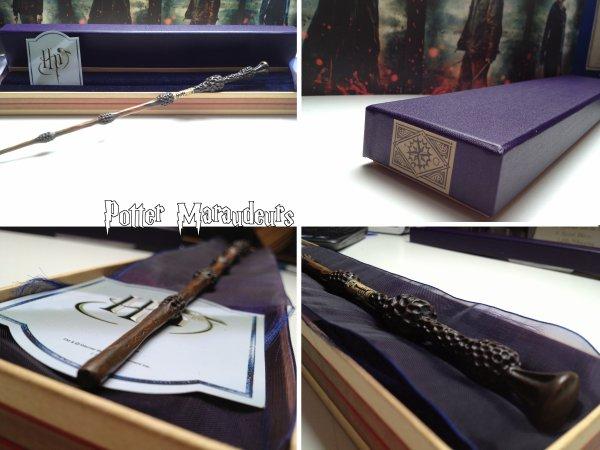 Baguette Dumbledore Ollivander