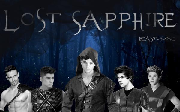 27 ★ Lost Sapphire ★