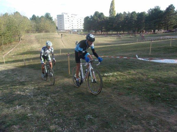 Cyclo-cross, c'est reparti à Montrond les Bains et Décines
