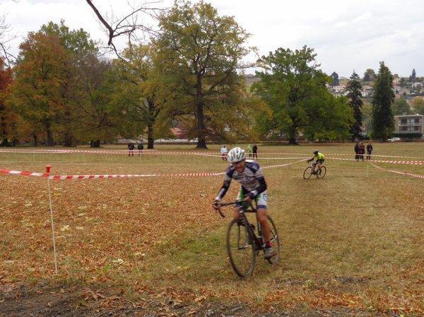 Cyclo-cross à Sorbiers