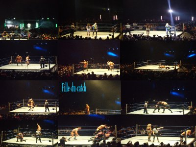 9 Novembre 2011 Wwe World Tour !