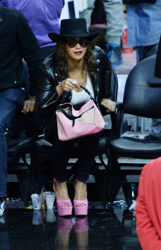 Beyoncé Radieuse au stade !