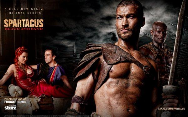 Série à Découvrir : Spartacus