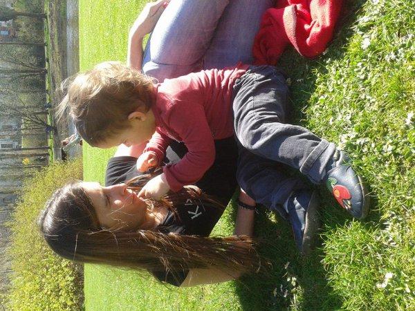 petite virée avec ma fille au parc baudoin !!!!! c 'etait une apres midi plein de bonheur