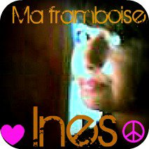 ♥ Ma framboise ♥
