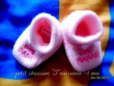 petit chausson mimi